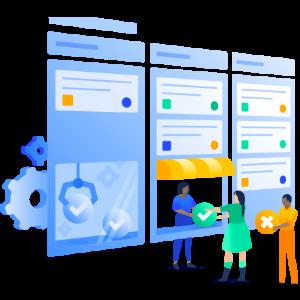 Bussines, Obiective, Google Shopping, Magazin Online, eCommerce, dropshipping, administrare, dezvoltare web, cumparaturi digitale.